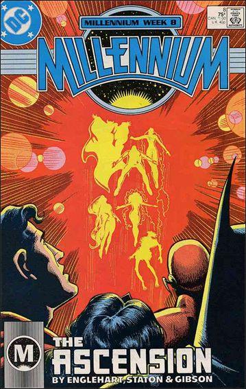 Millennium (1988) 8-A by DC