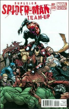 Superior Spider-Man Team-Up 1-B