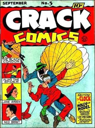 Crack Comics 5-A