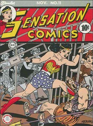 Sensation Comics (1942) 11-A
