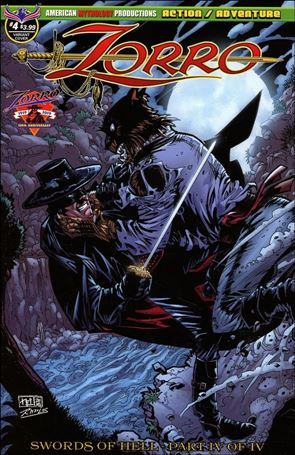 Zorro: Swords of Hell 4-B
