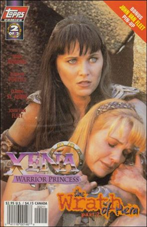 Xena, Warrior Princess: Wrath of Hera 2-A