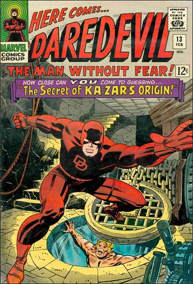 Daredevil (1964) 13-A by Marvel