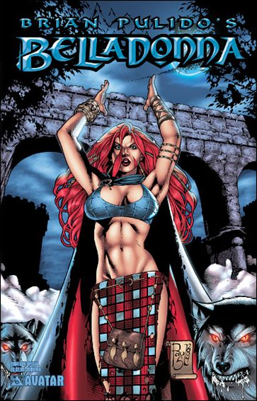 Belladonna Convention Special 1-B by Avatar Press