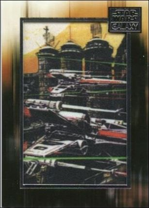 Star Wars Galaxy 2018 (Commemorative Patch Subset) M-XW-A