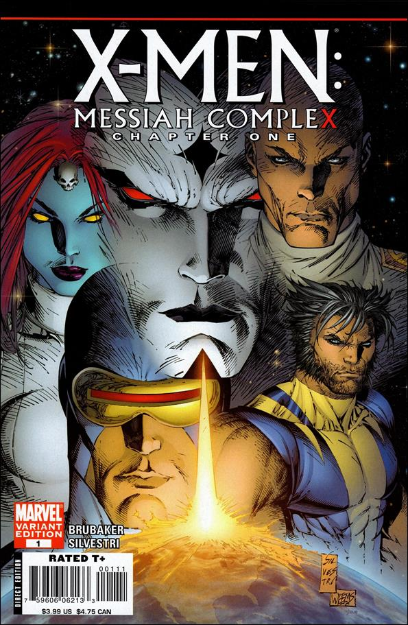 X-Men: Messiah Complex 1-C by Marvel