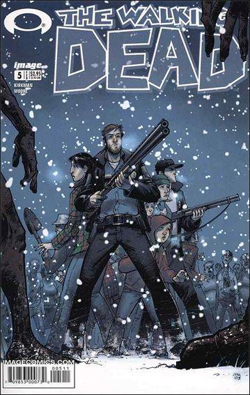 Walking Dead (2003) 5-A by Image