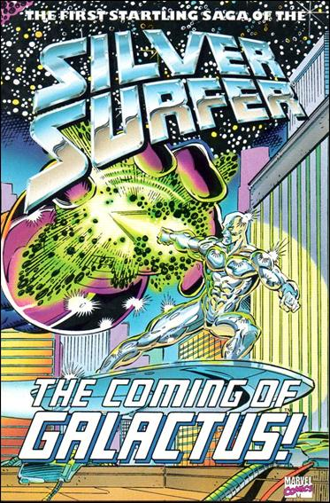Silver Surfer: The Coming of Galactus 1-A by Marvel