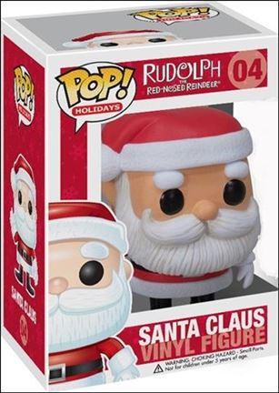 POP! Holidays Santa Claus