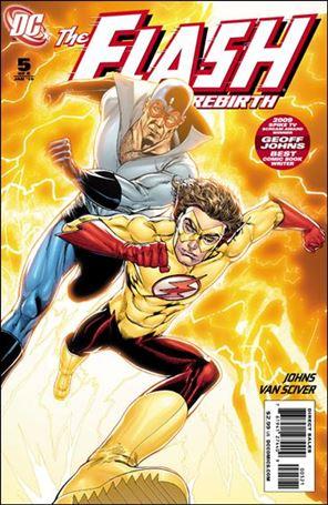 Flash: Rebirth (2009) 5-B