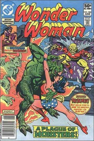 Wonder Woman (1942) 280-A by DC