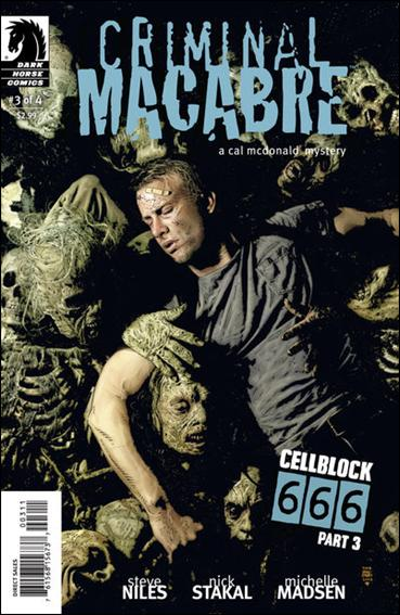 Criminal Macabre: Cell Block 666 3-A by Dark Horse