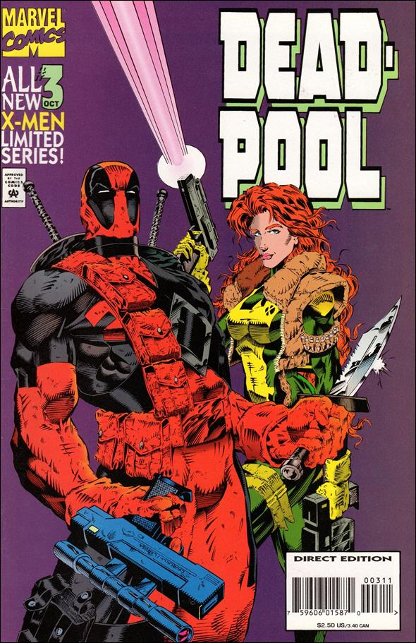 Deadpool (1994) 3-A by Marvel