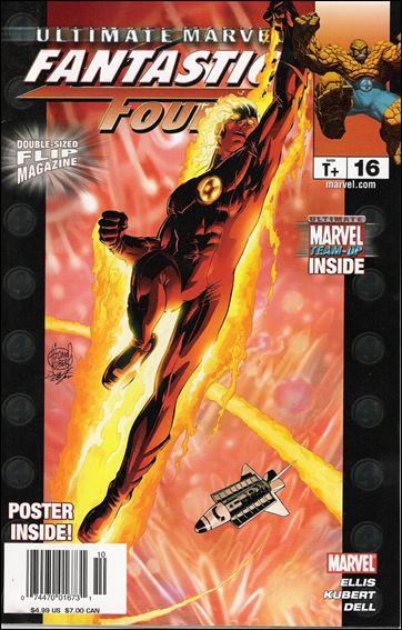 Ultimate Marvel Flip Magazine 16-A by Marvel