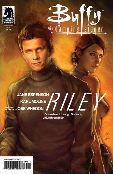 Buffy the Vampire Slayer: Riley 1-A by Dark Horse