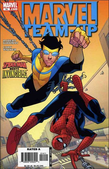 Marvel Team-Up (2005) 14-A by Marvel