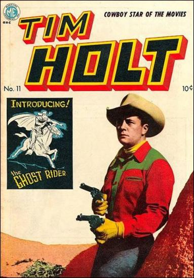 Tim Holt 11-A by Magazine Enterprises