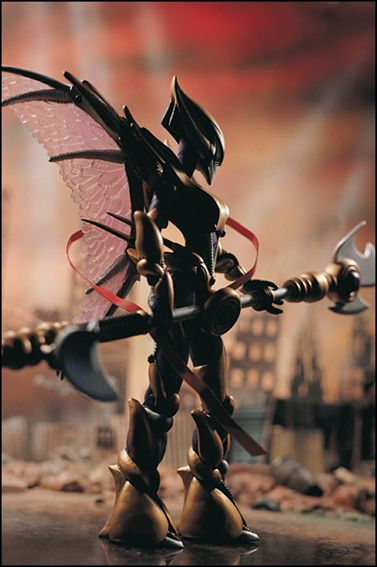 Spawn (Series  9) Goddess by McFarlane Toys
