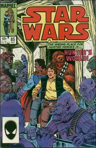 Star Wars (1977) 85-A by Marvel