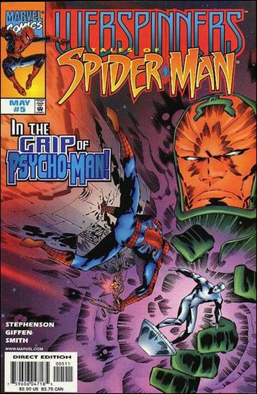 Webspinners: Tales of Spider-Man 5-A by Marvel