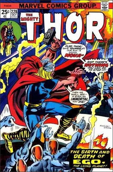 Thor (1966) 228-A by Marvel