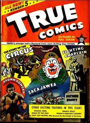 True Comics 5-A