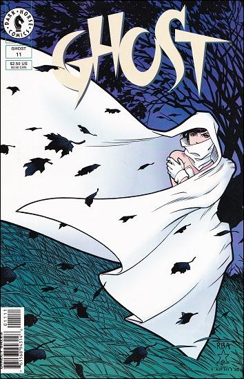 Ghost (1995) 11-A by Dark Horse