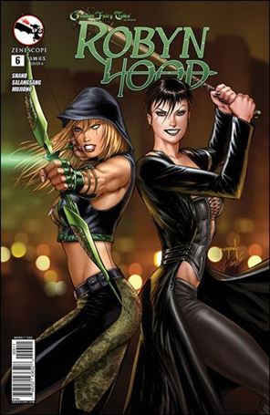 Grimm Fairy Tales Presents Robyn Hood (2014) 6-A