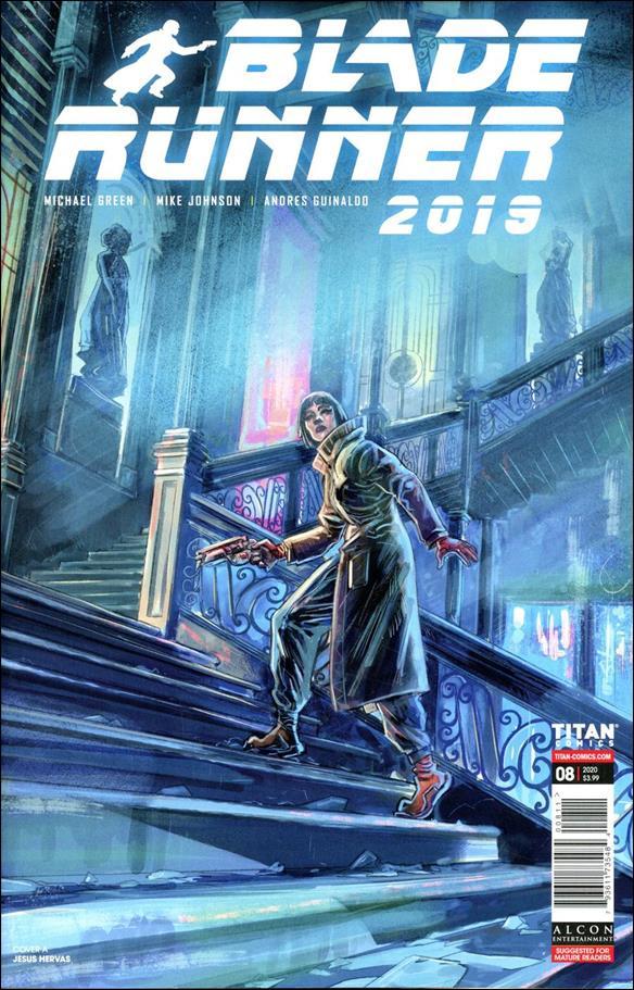 Blade Runner 2019 8-A by Titan