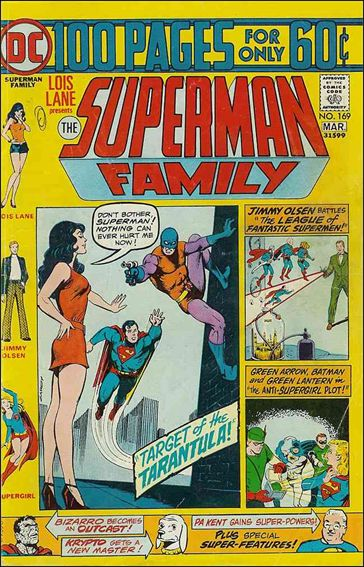 Superman Family 169-A by DC