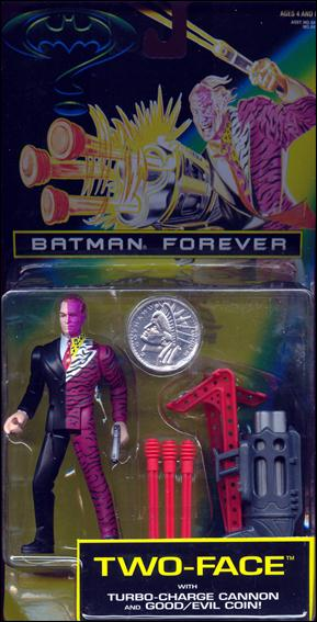 Batman Forever Two-Face by Kenner