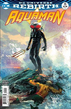 Aquaman (2016) 15-B