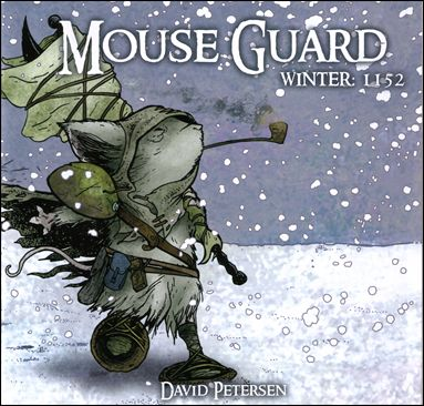 Mouse Guard - Winter 1152 1-A by Archaia Studios Press