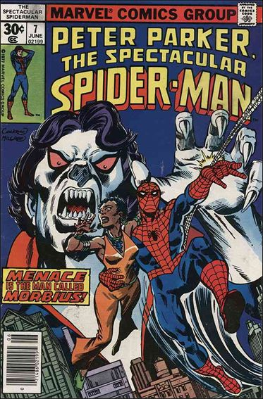 Spectacular Spider-Man (1976) 7-A by Marvel