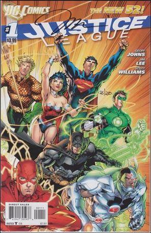 Justice League (2011) 1-O
