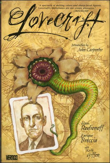 Lovecraft 1-A by Vertigo
