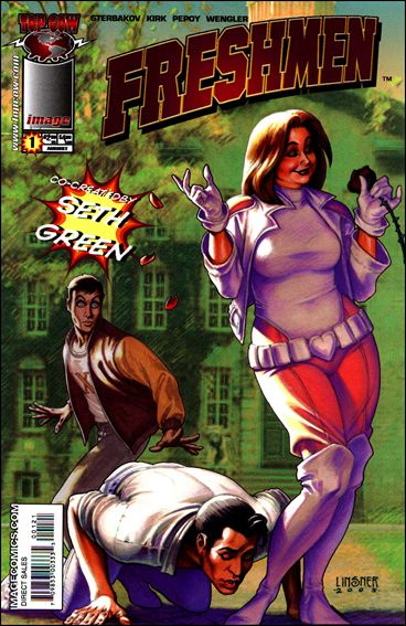 Freshmen (2005) 1-B by Top Cow