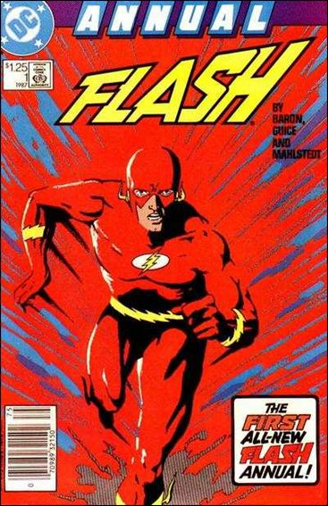Flash Annual  1-A by DC