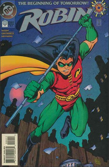 Robin (1993) 0-A by DC