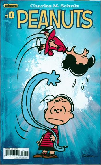 Peanuts (2012) 8-A by Kaboom!