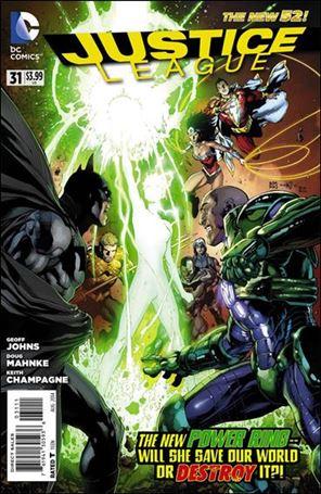 Justice League (2011) 31-A