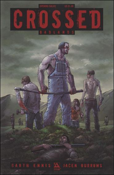 Crossed: Badlands Op. Salvo-A by Avatar Press