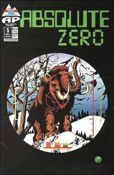 Absolute Zero 5-A by Antarctic Press