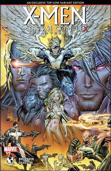 X-Men: Messiah Complex 1-F by Marvel
