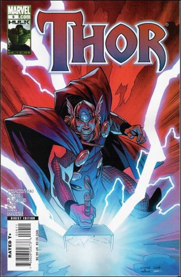 Thor (2007) 9-A by Marvel