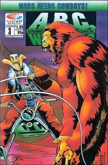 A.B.C. Warriors 3-A by Fleetway Quality