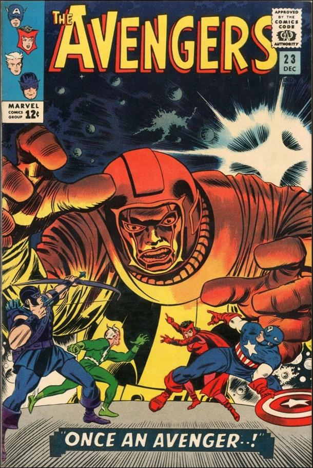 Avengers (1963) 23-A by Marvel