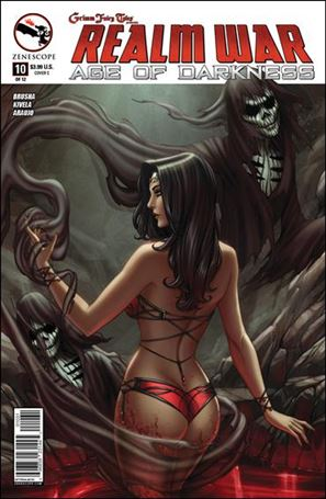 Grimm Fairy Tales Presents Realm War: Age of Darkness 10-C
