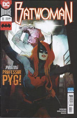 Batwoman (2017) 11-A