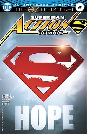 Action Comics (1938) 987-B